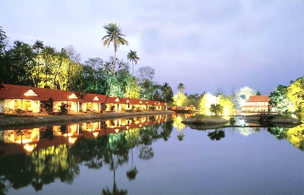 Hotel Taj, Kumarakom