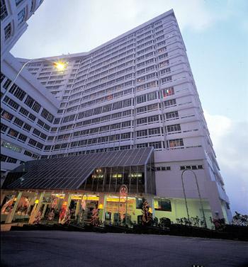 Resort Hotel, Genting Highlands