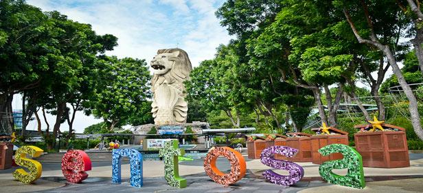 Sentosa Gateway - Picture of Sentosa Island, Singapore - TripAdvisor