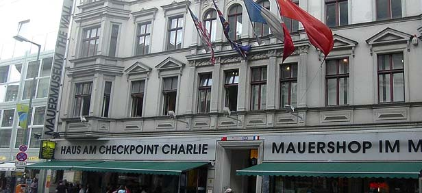 Checkpoint Charlie Museum Museum Haus am Checkpoint