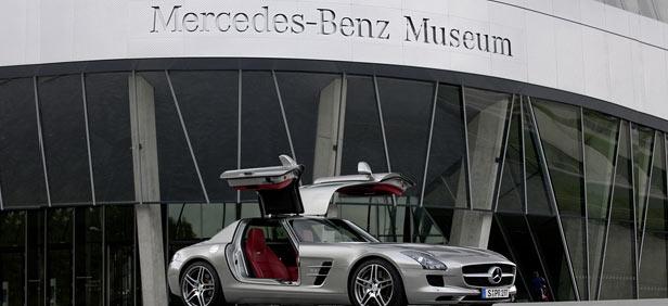 Mercedes Benz Museum Mercedes Benz Stuttgart Museum
