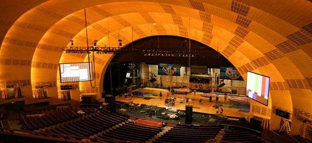 Radio City Music Hall Showplace Of The Nation New York