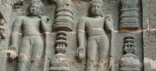 Ajanta Cave in Maharashtra