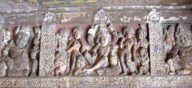 essay on ajanta ellora A statue of the buddha in one of the ajanta caves, india  it was thirty years  since he had published his first essay on ajanta, in 1954, and the.