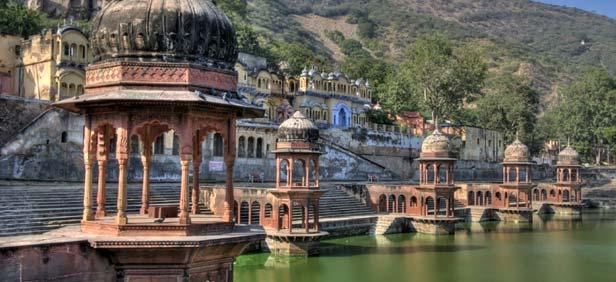 Tijara Fort-Palace - 19th Century (Alwar, Rajasthan)