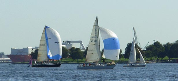 Sailboats Baltimore, United States of America