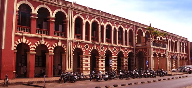 Margao in the past, History of Margao