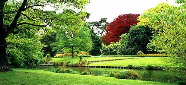 Best time to visit christchurch tourist season in for Landscape gardeners christchurch