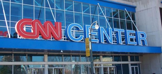 CNN Centre in Atlanta, USA