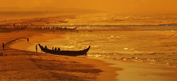 Cochin Beach