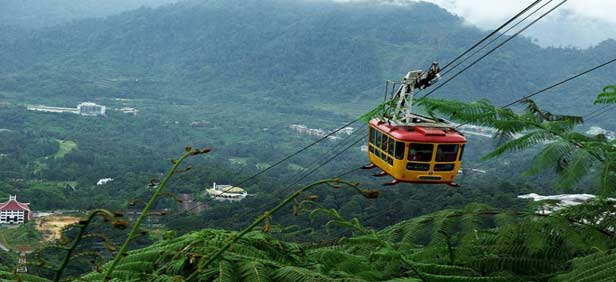 Genting New Cable Car