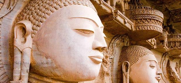 Jain Temple Gwalior, India