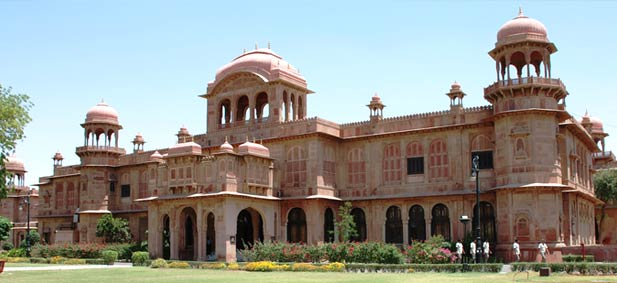 Lall Garh Palace, Bikaner