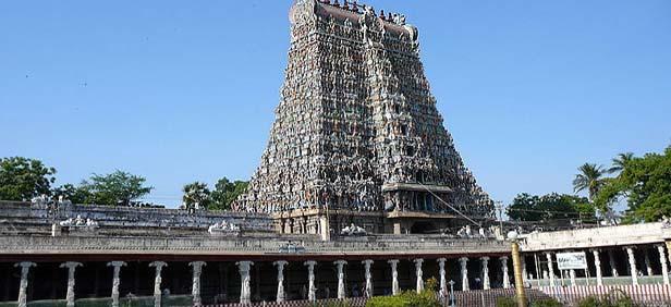 Meenakshi Temple - Meenakshi