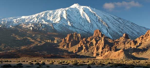 Best Time To Go Tenerife When To Visit Tenerife Tenerife Peak Season Travel