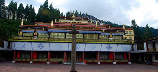Palace of the Chogyal