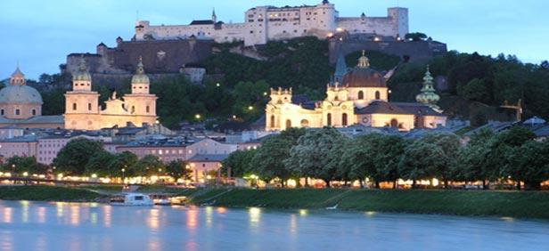 Salzburg Travel Guide Salzburg Tourist Information Salzburg – Salzburg Tourist Map