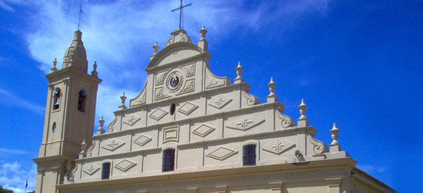 Santisima Trinidad, Paraguay