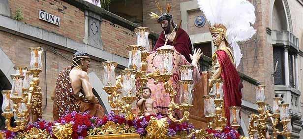 la semana santa spain. Semana Santa Festival in