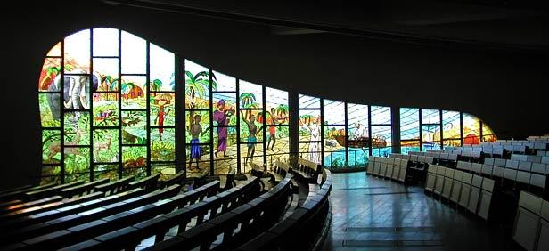 St Pauls Cathedral, Abidjan