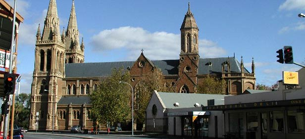 St Peter Cathedral, Adelaide