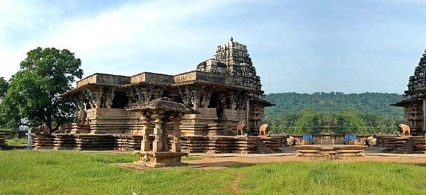 Ramappa Temple is also known as Ramalingeshwara Temple is situated at Palampet Village of Venkatapur Mandal in Mulug Taluka of Warangal District.