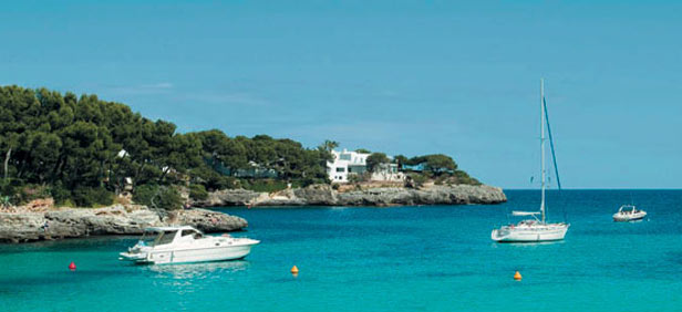 water Sports at Balearic Islands