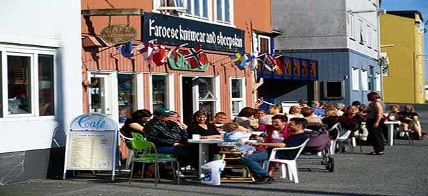 Accommodation In Faroe Islands Where To Stay In Faroe