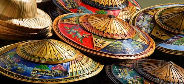 Traditional Arts And Crafts In Thailand