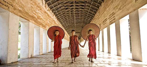 Burman Culture - Burma Tour