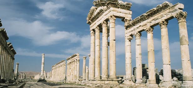 Syria Tourism Syria Travel Guide Syria Tourist Information