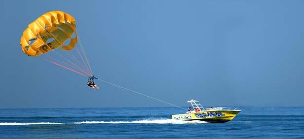 Aero Sports, Adventure Activity
