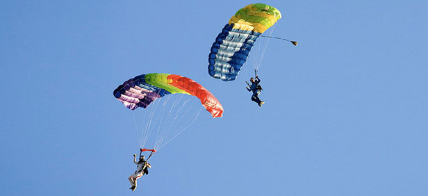 Sky Diving Adventure Sports