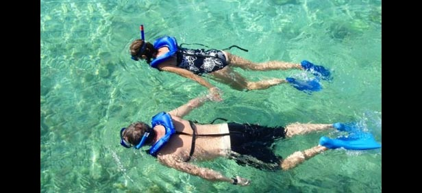 Snorkelling, Water Sports