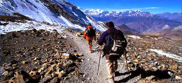 Trekking Adventure Sport