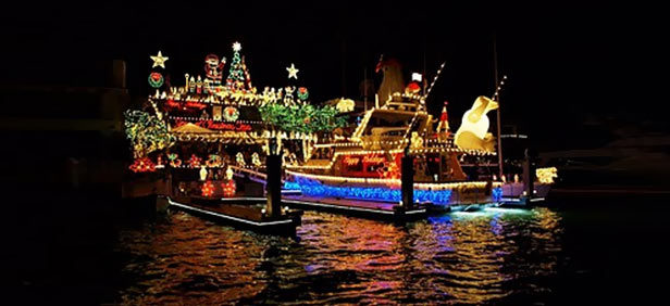 Winterfest Boat Parade Fort Lauderdale