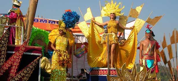 Goa Carnival 2015