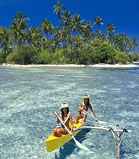 Beach Holiday in French Polynesia