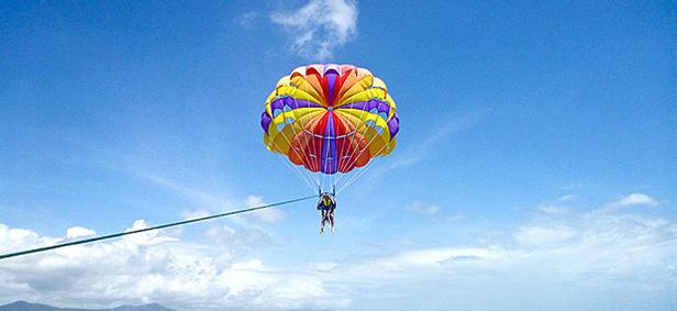 Hot Air Balloning, Aero Sports