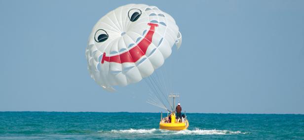 Gliding, Adventure Sports